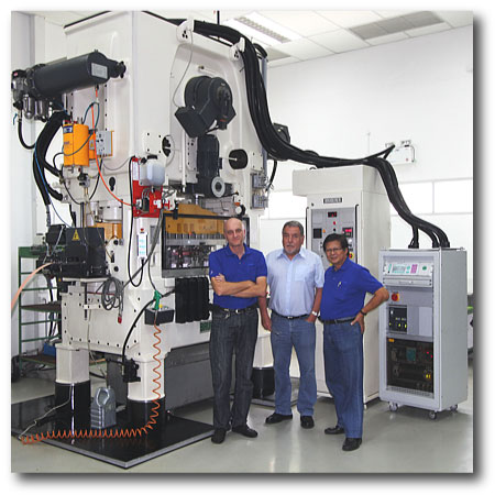 Patterer Technical Parts - Thailand